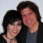 Sandy Gennaro and Joan Jett